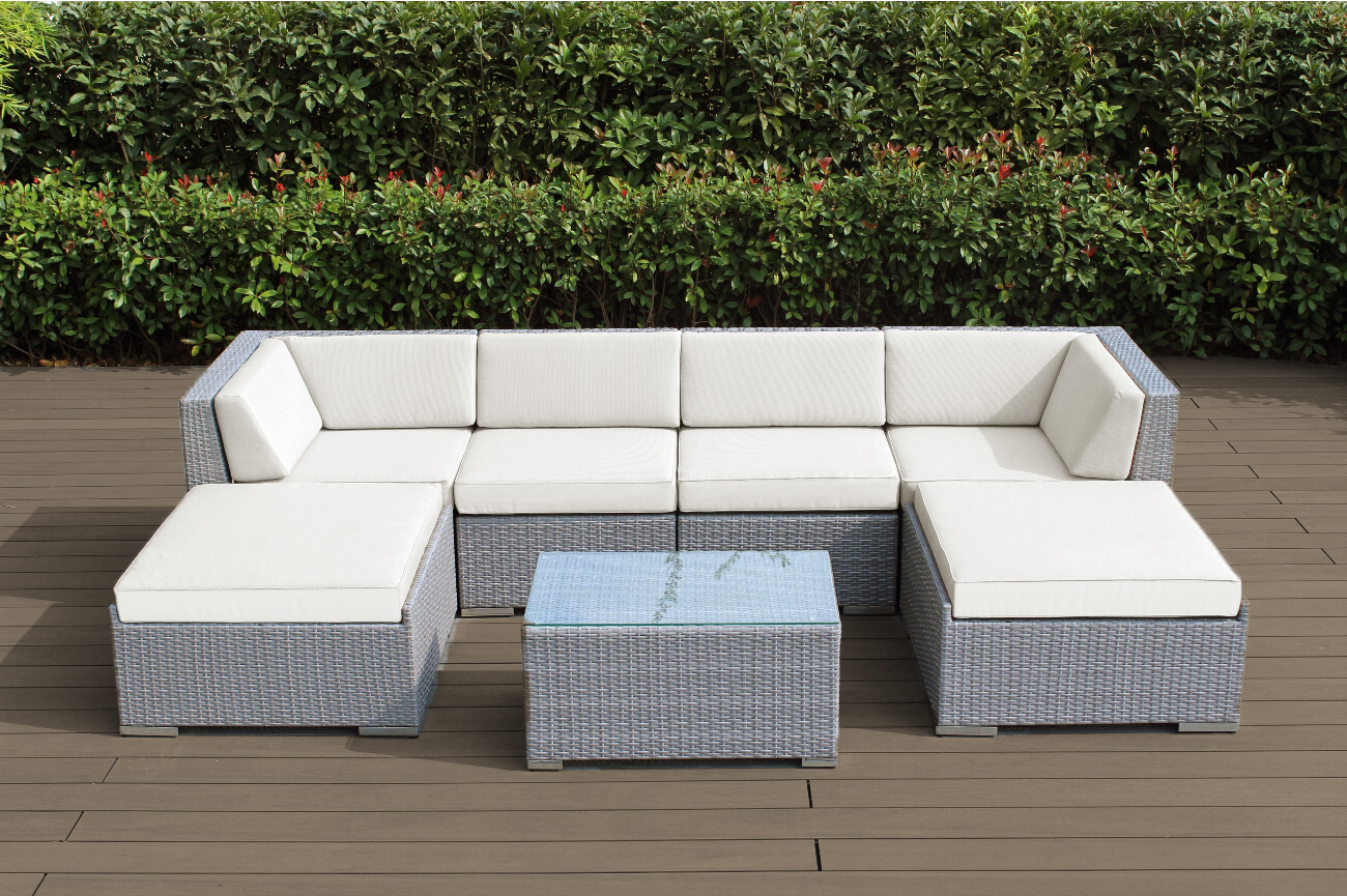 Ohana Patio Furniture Sunbrella Natural