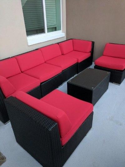 ohana wicker outdoor patio furniture