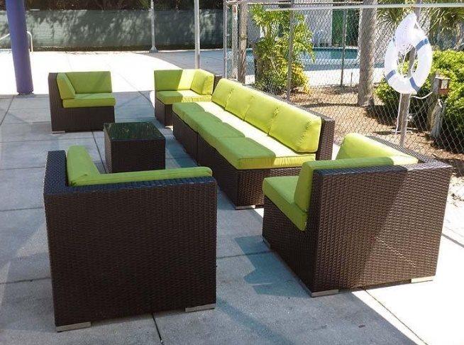 Ohana wicker patio outdoor furniture