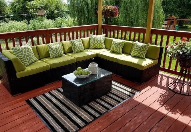 Ohana wicker patio furniture