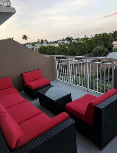 ohana patio wicker furniture outdoor seating set